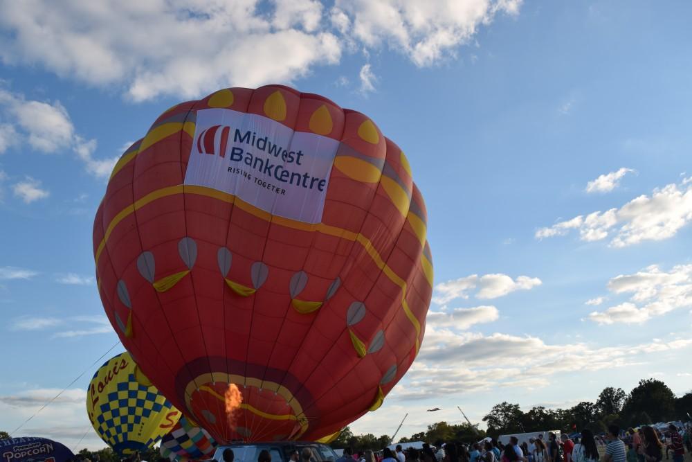 MBC Balloon Race