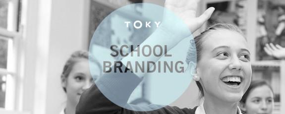 Boarding School Branding