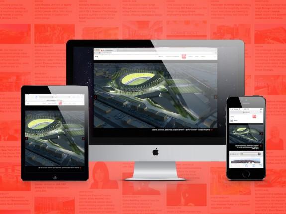 HOK Website by TOKY