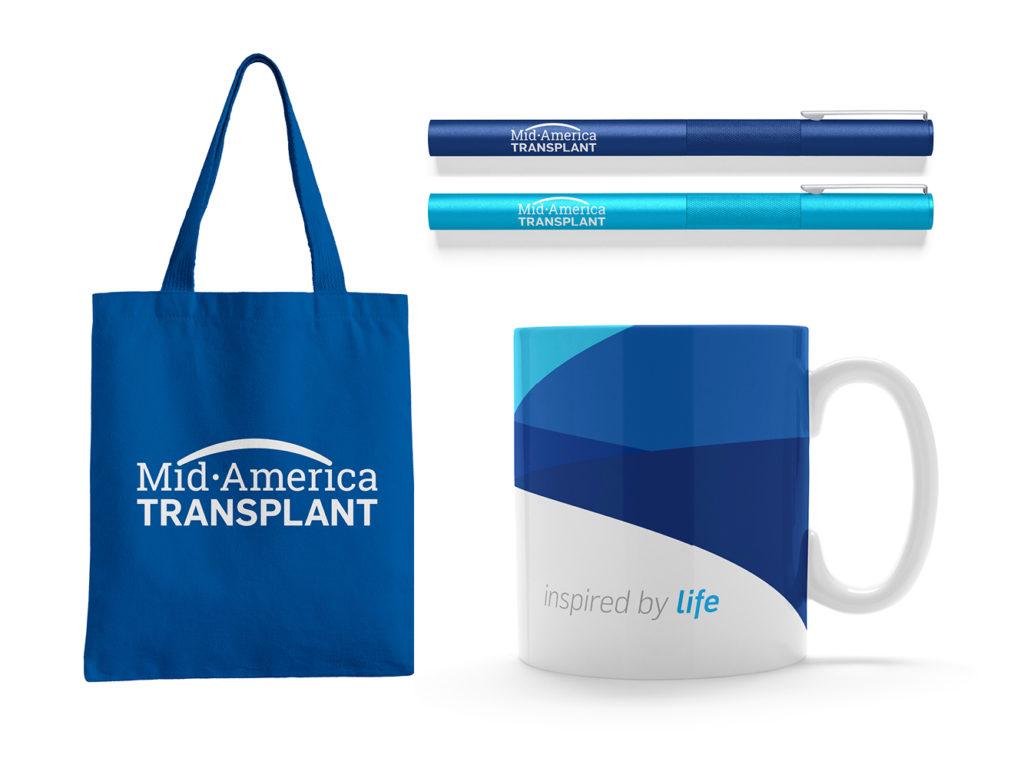 internal brand rollout Mid-America transplant