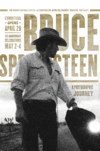 Woody Guthrie Center Bruce Springsteen Exhibition Booklet