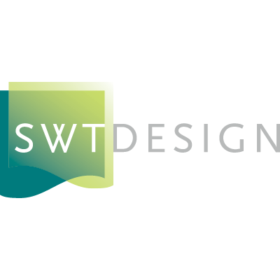 Redesigned SWT Design Logo