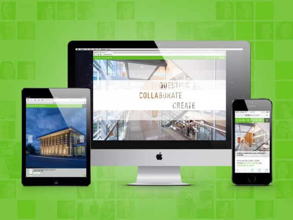 Christner Architects Website