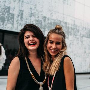 Photo of Saint Louis Fashion Week attendees