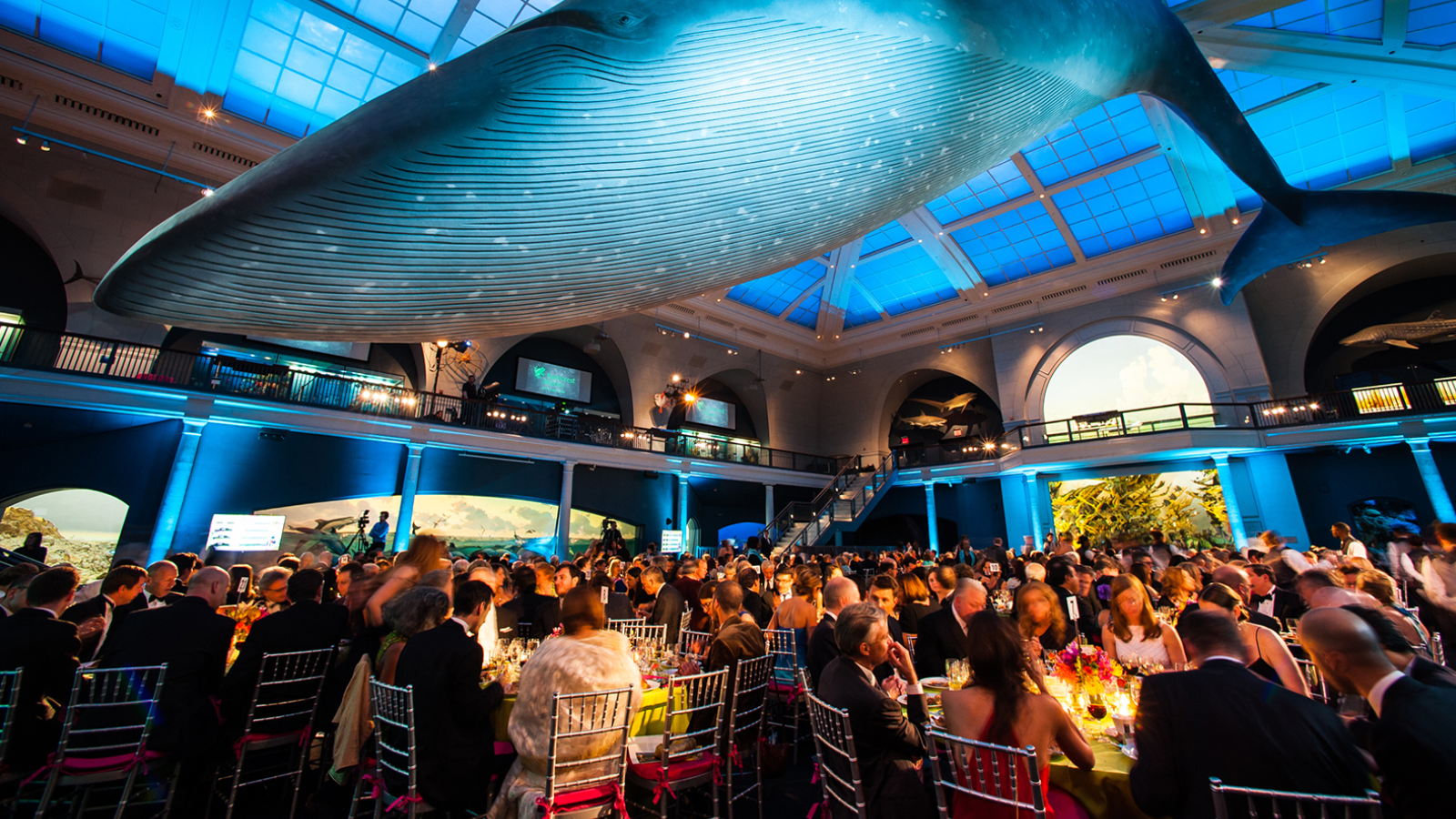 Photo of Rainforest Alliance Gala, held at American Museum of Natural History in New York