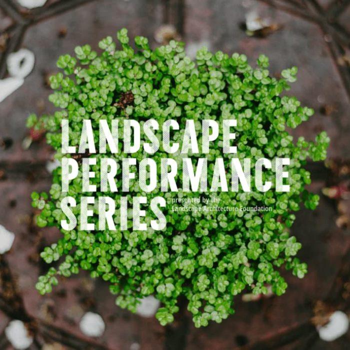 Landscape Performance Series
