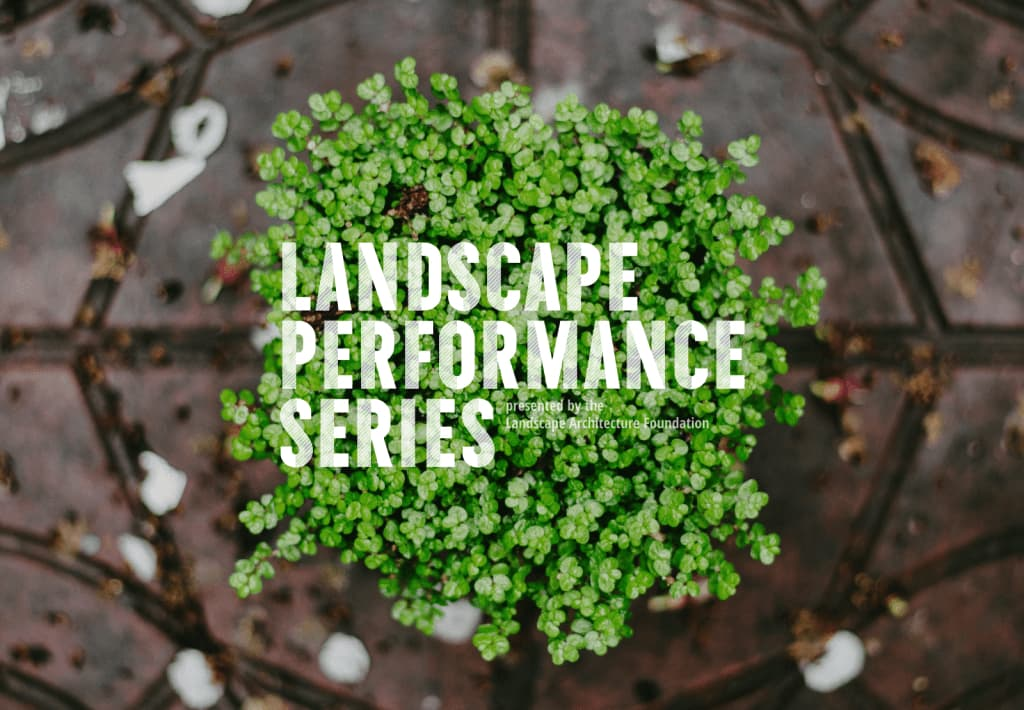 Landscape Performance Series Logo