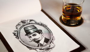 Drink Menu for Small Batch