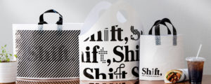 Shift, Test Kitchen & Takeout Packaging