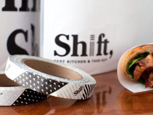 Shift Typography Tape