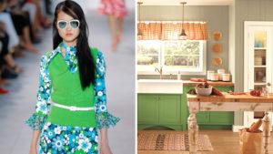 Pantone color in fashion and design