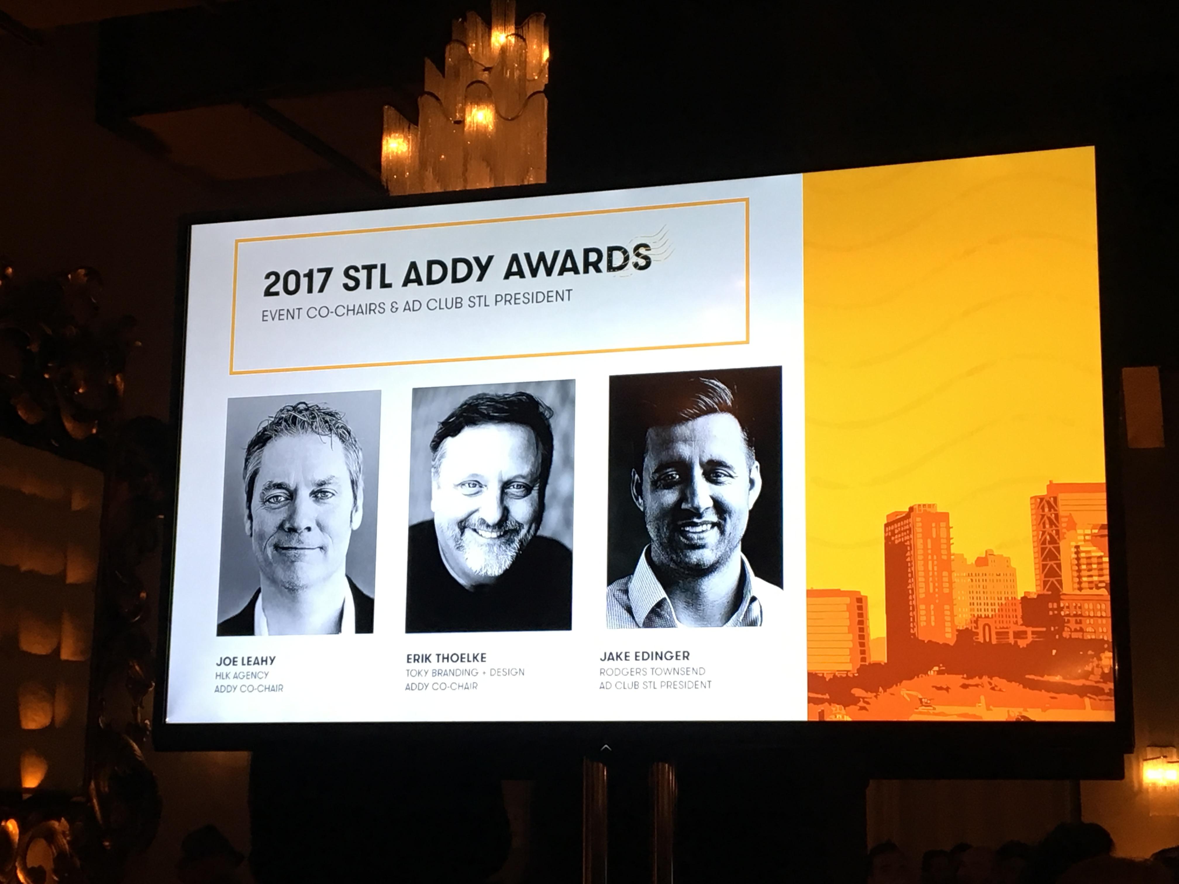 ADDYs 2017