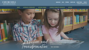 Churchill Center & School Home Page