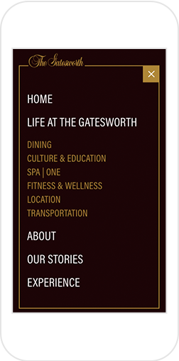 user experience navigation
