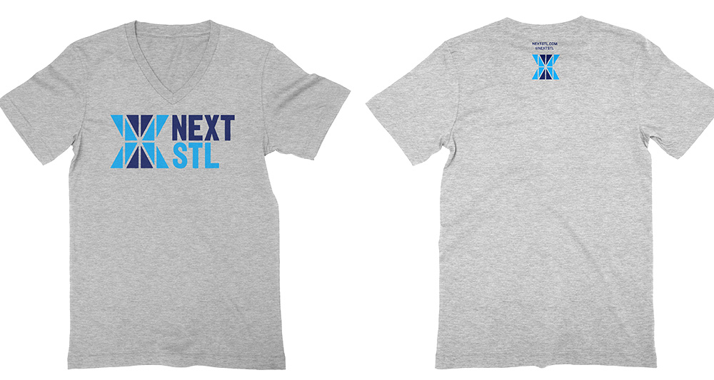 Next STL Branded T-Shrit