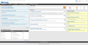 TDWiki Screenshot