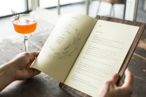 Vicia Bar Menu and Drink