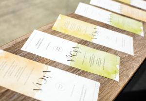 Vicia popup menus