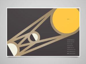 TOKY Eclipse Posters: Ashford Stamper #1
