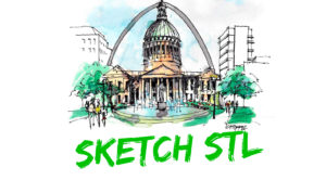 Design Week Sketch Crawl