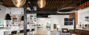 Studio Eagle Branded Environment