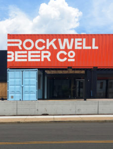 Photo of Rockwell Beer Co. Exterior Signage