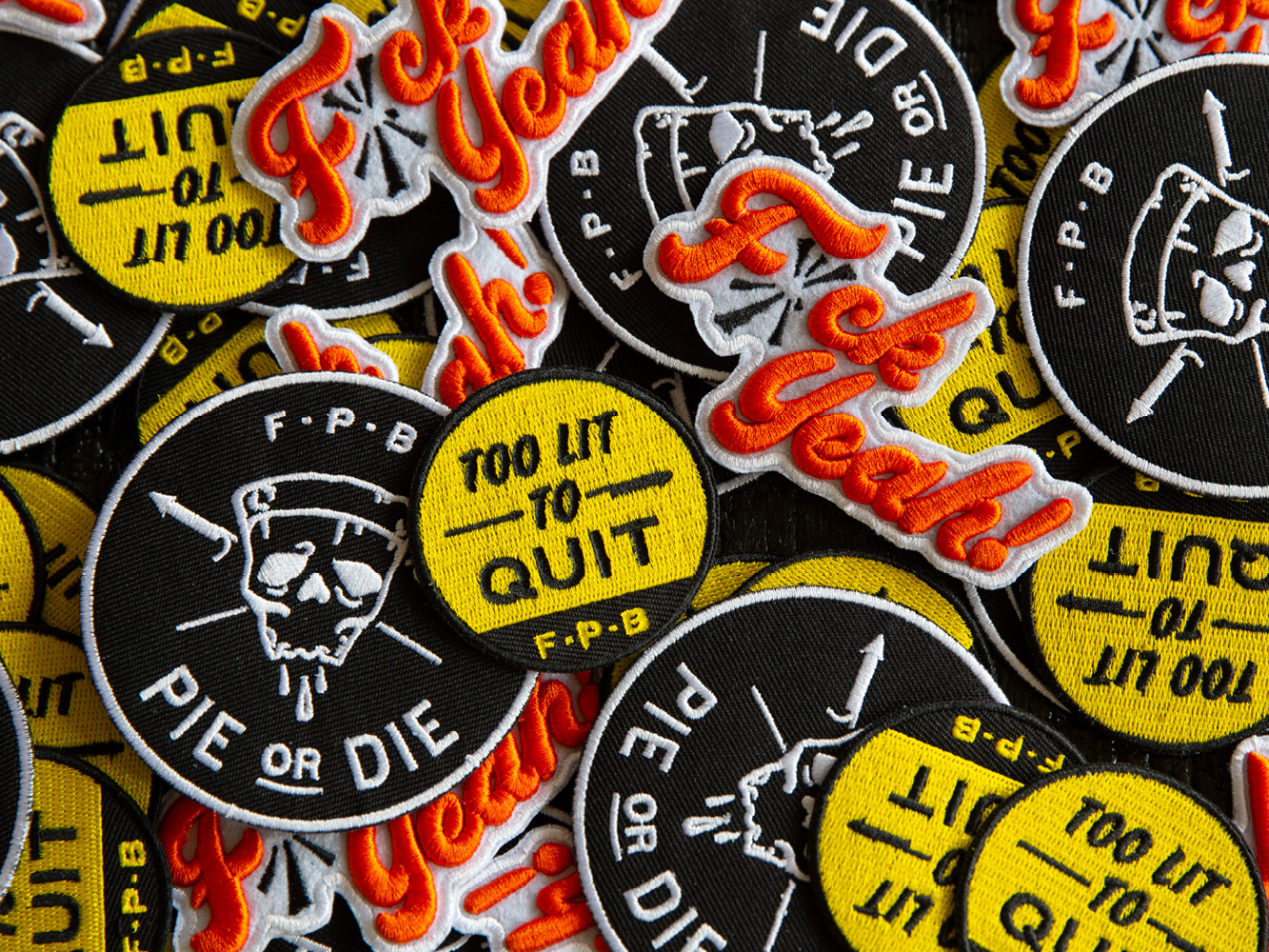 Photo of Firecracker Pizza Patches