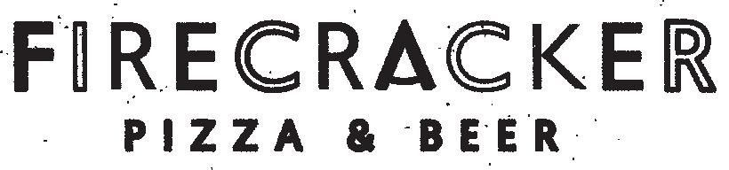 Logo for Firecracker Pizza & Beer