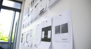 Design student process
