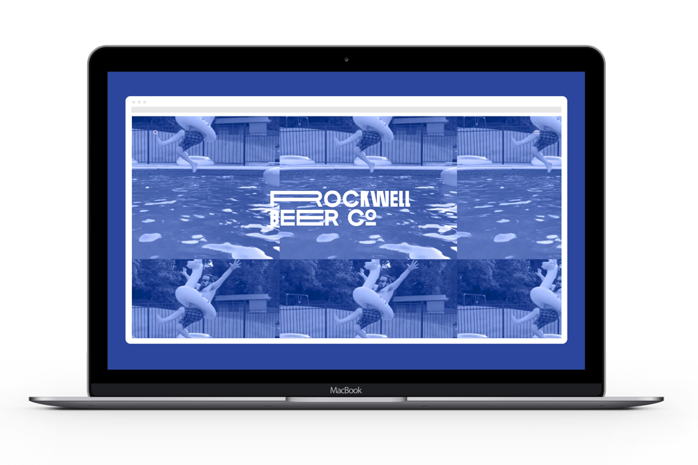 Rockwell Beer Co Website