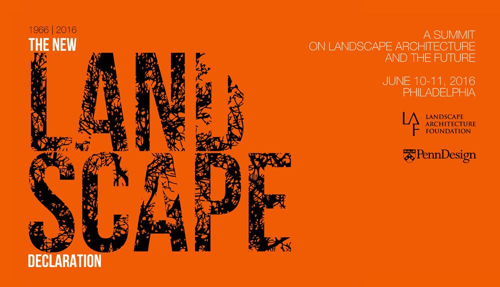 New Landscape Declaration Event Details