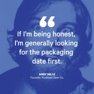 Quote from Andy Hille