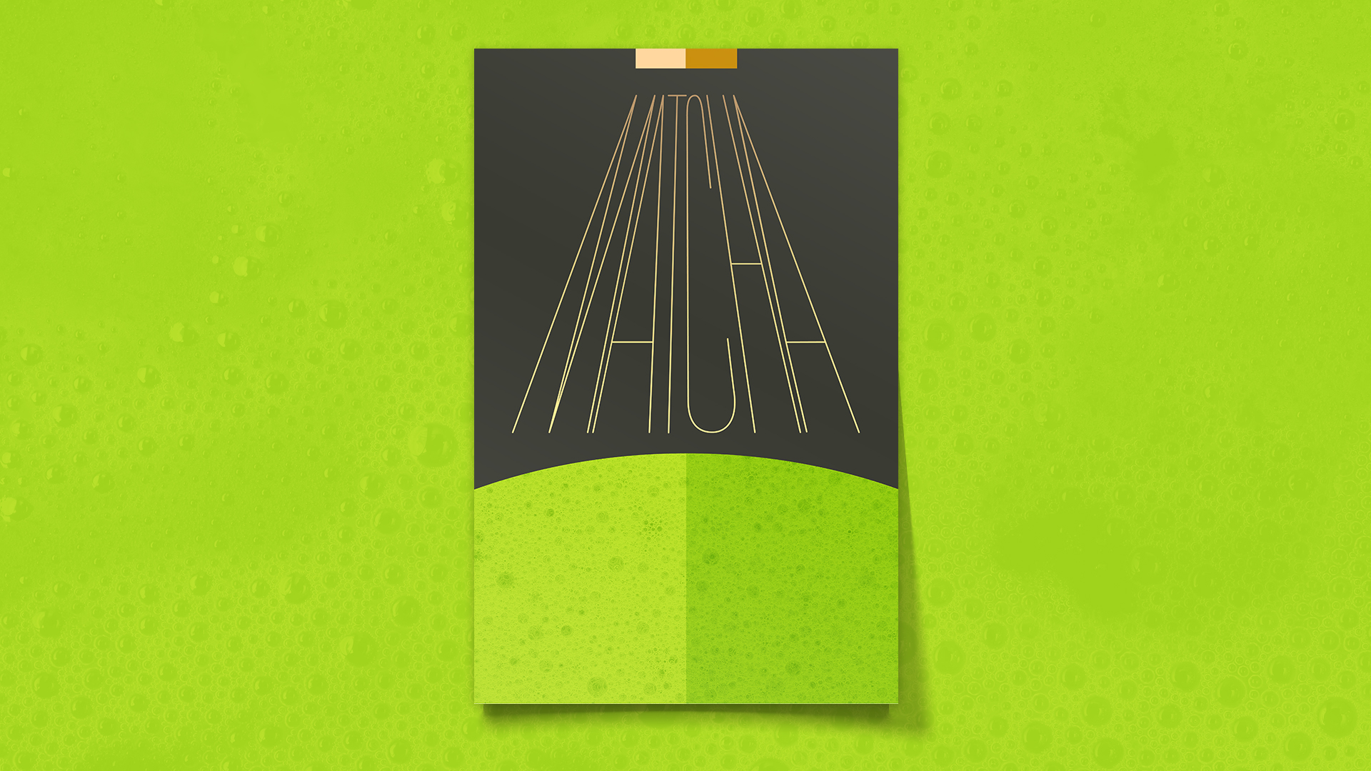Drink Poster: Matcha