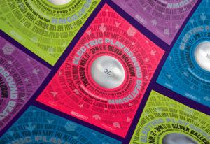 Adclub Pinball Poster