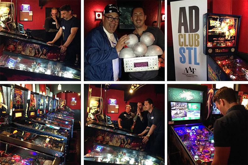 Photos from Electric Playground Beatdown Pinball Tournament