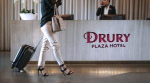 Drury Hotels concierge desk