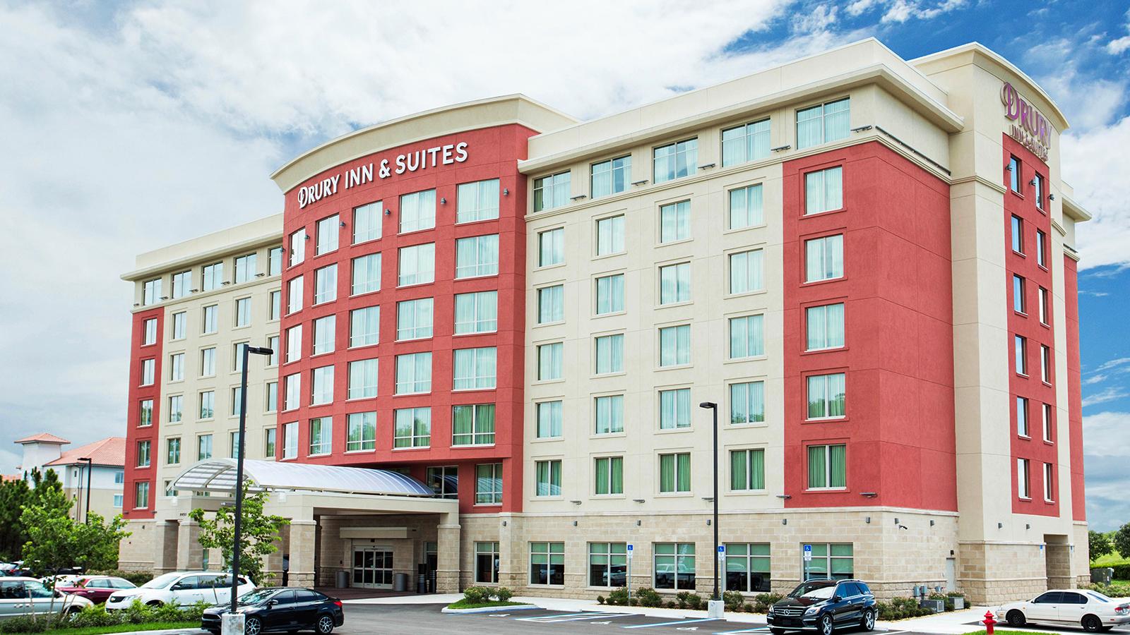 Drury Hotels Signage