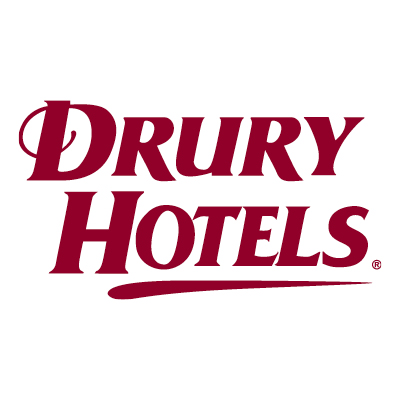 Drury Hotels old logo