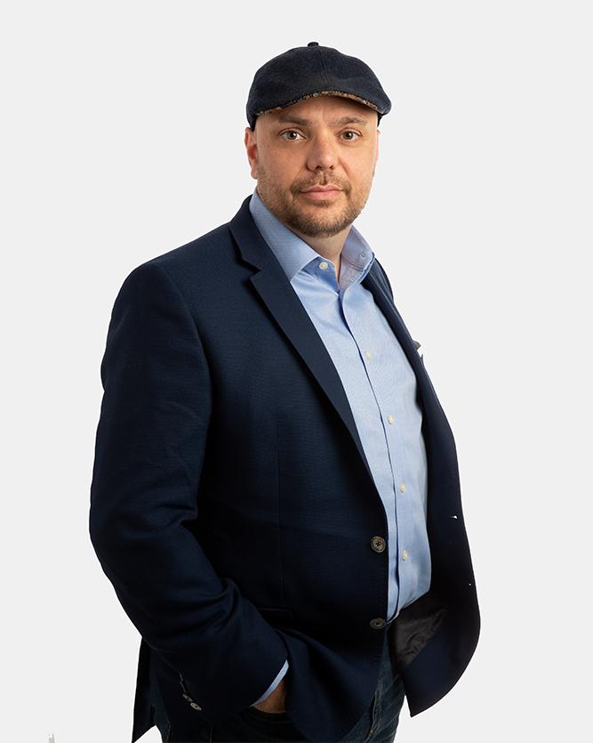 Jerry Gennaria, Senior Brand Strategist