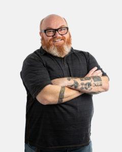 Jim Harper, Creative Director