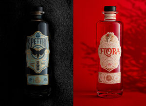 Spettro and Flora Bottles