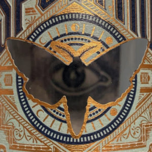 Spettro detail moth cutout