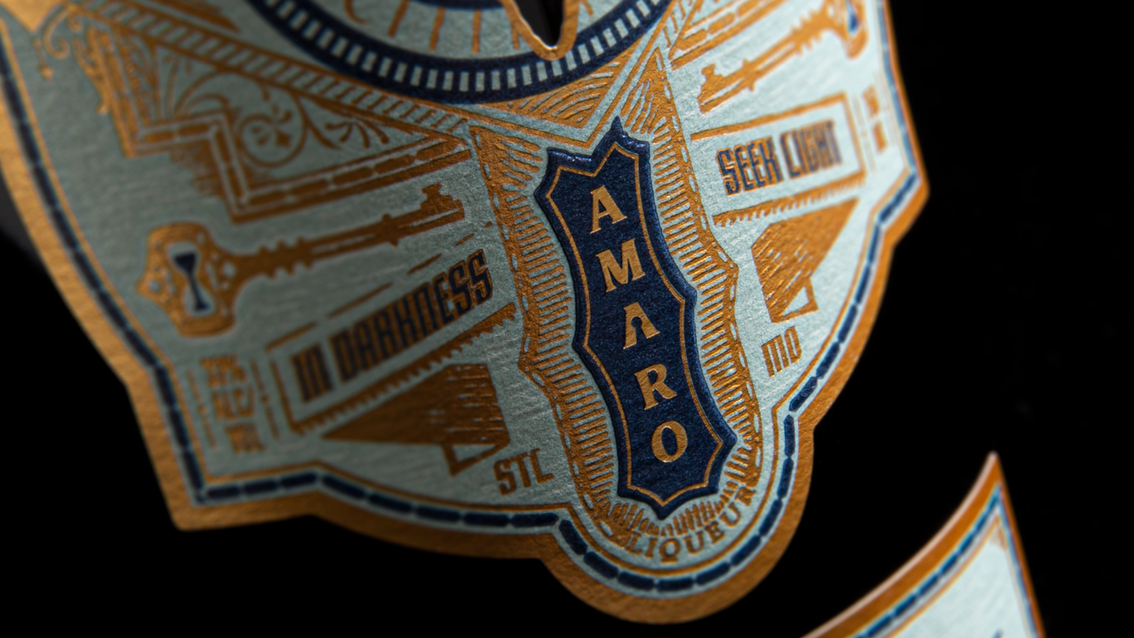 Spettro detail Amaro