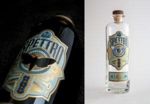 Photo of Spettro bottle design