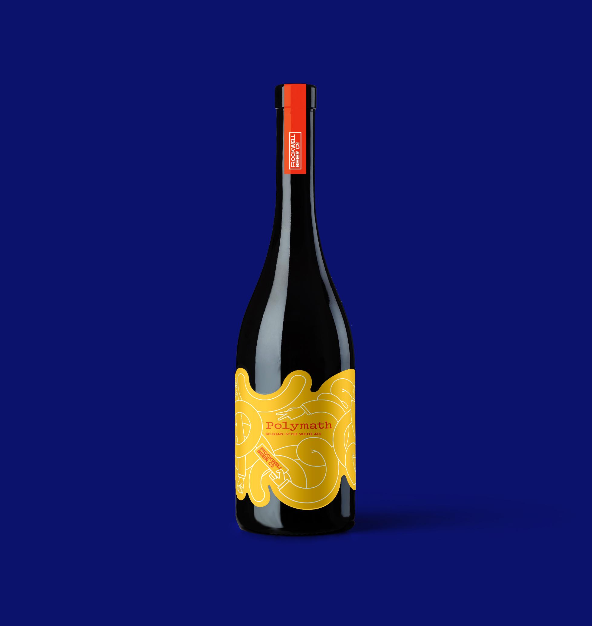 Photo of Rockwell Polymath bottle design