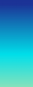 Blue-to-green gradient