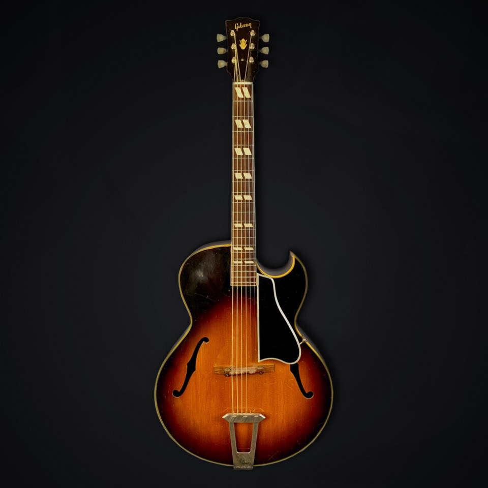 1949 Gibson L4C