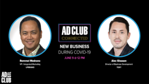 Ad Club Promo Banner