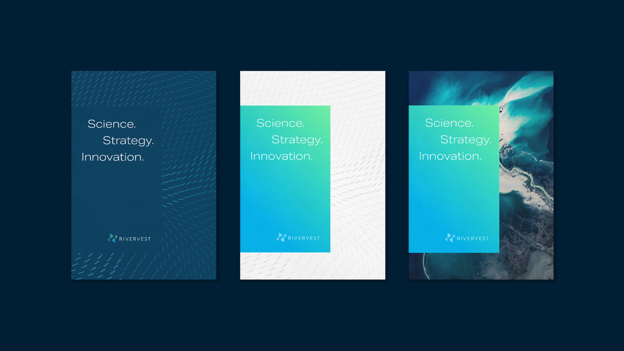 RiverVest proposal covers
