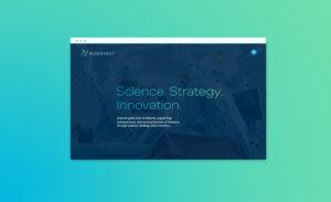 RiverVest website home page